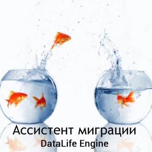 Миграция с DataLife Engine