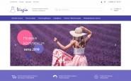 Virgin — адаптивный интернет-магазин одежды